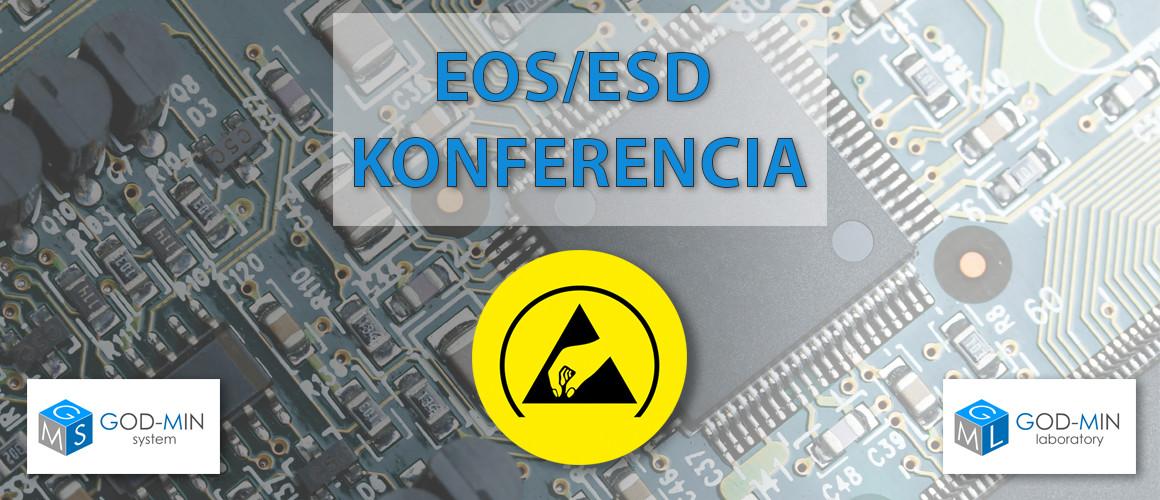 EOS/ESD KONFERENCIA
